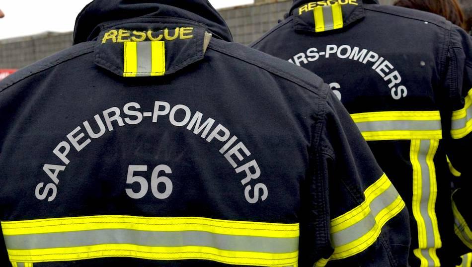 Bretagne : deux pompiers agressés mardi 1er janvier à Hennebont (56)... Henneb10