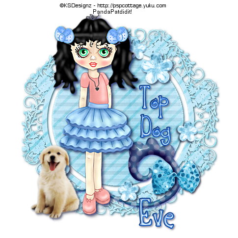 Top Dog Bluedo10