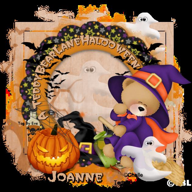 Tube Challenge October 15th - Teddy Bear Lane Joanne20
