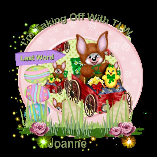 Tube Challenge April 8th - Creo Joanne53