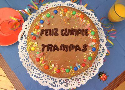 Felicidades Trampas 0d544e10