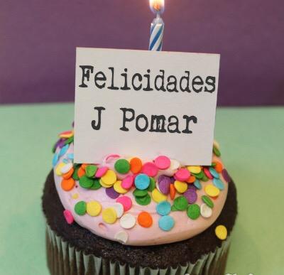 Felicidades J POMAR. 0e23a510
