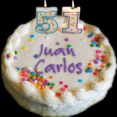 Felicidades Juan Carlos. 1435b110