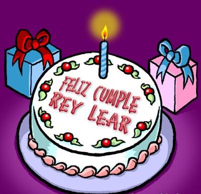 Felicidades REY LEAR. 266d2d10