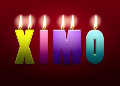 Felicidades XIMO 56b8b510