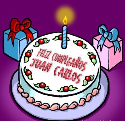 Felicidades Juan Carlos. 755e8d10