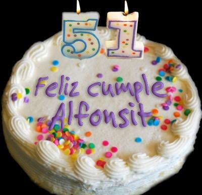 Felicidades Alfonsit. 7d532310