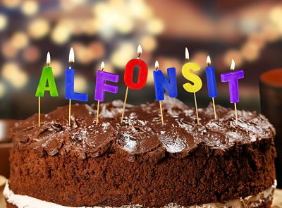 Felicidades Alfonsit. 835b6010