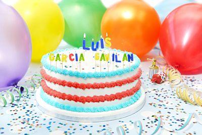 Felicidades LUIS GARCIA GAVILAN. 89959010