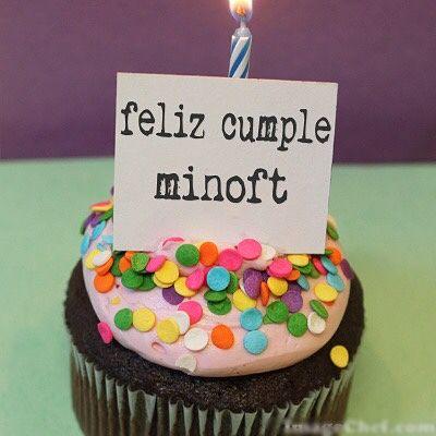Felicidades minoft. 8b588410