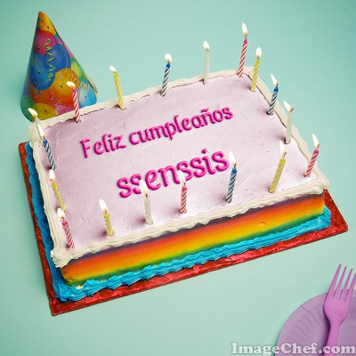 Felicidades ssenssis. A370be10