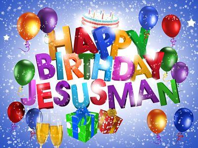 Feliz cumpleaños JesusMan Bb25af10