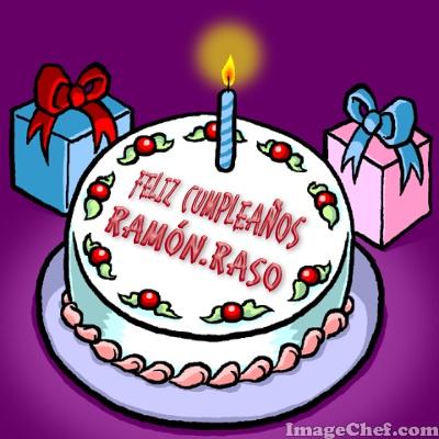 Feliz cumpleaños Ramon.Raso Be6b6910