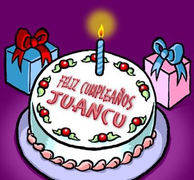 Muchas Felicidades Juancu Ead35610