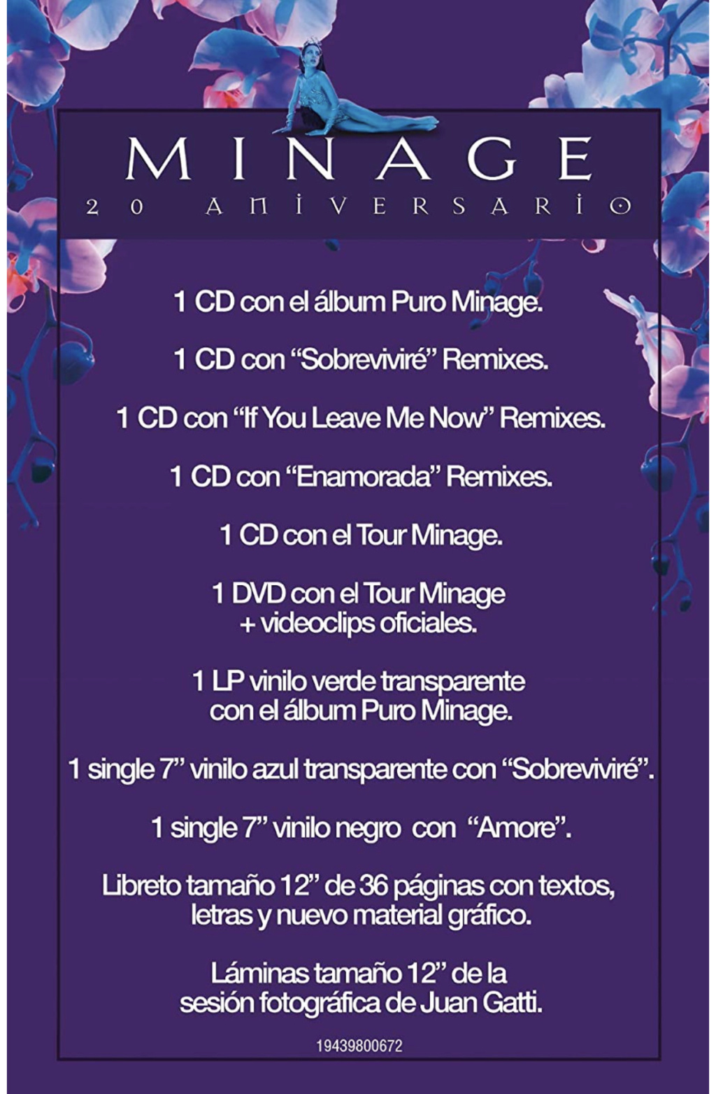 "Mónica Naranjo >> álbum ""Puro Minage"" Ddeadc10"