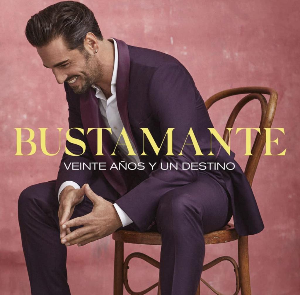 """David Bustamante >> álbum """"20 años y un destino"""" E86d6210"""