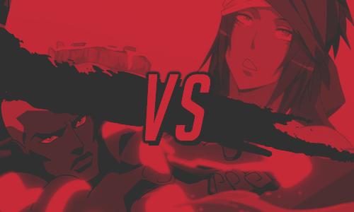 Kaito vs. El gyojin nigga.  Kaito-10