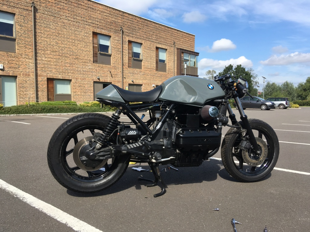 BMW K100LT ABS Cafe Racer Conversion  - Page 2 Img_4214