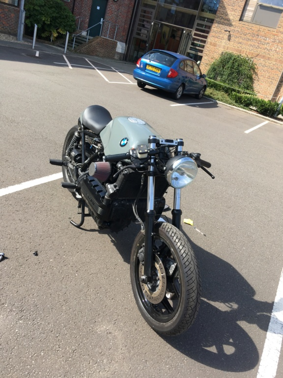 BMW K100LT ABS Cafe Racer Conversion  - Page 2 Img_4216