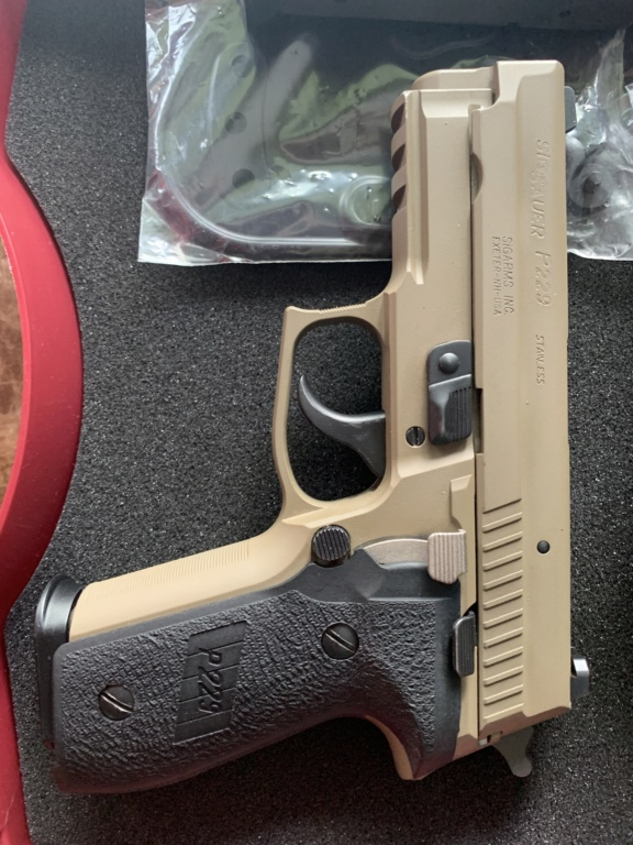 SIG P229 FDE .40 CAL FOR TRADE FOR A 1911  568dde10