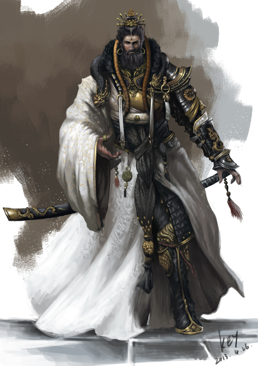 Pergamino XLII, Capítulo ii: De hombres, bestias y el descanso eterno que les fue negado Ancien10