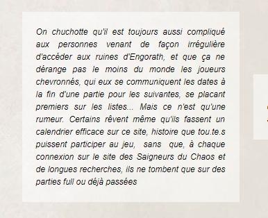 [RECH - Table Ouverte] [D&D5]  Les Ruines d'Engorath - Page 3 Rumeur10