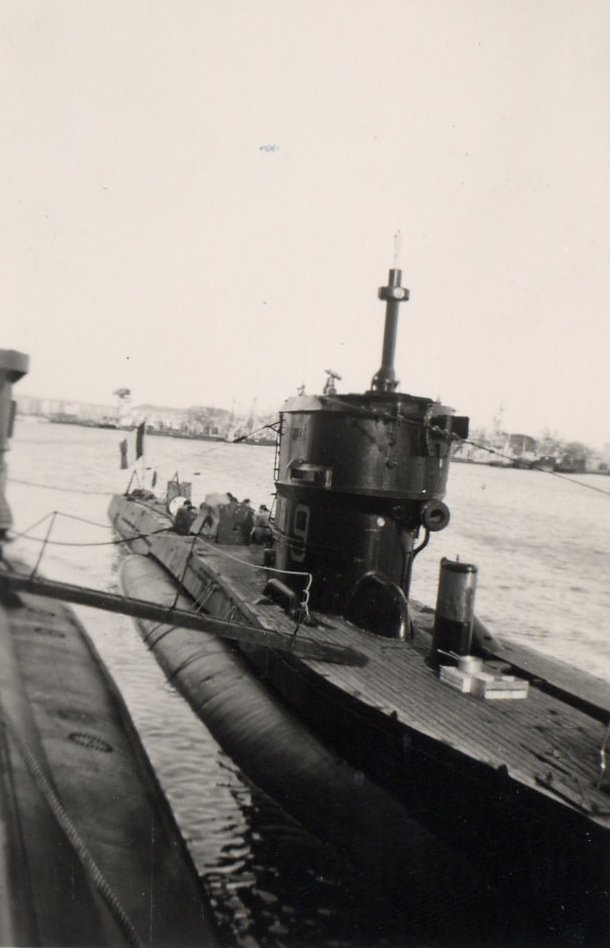 Sous-marin S 609 Millé  1958_210
