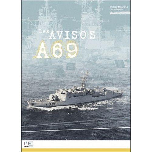 Aviso A69 Détroyat 1/400 L'Arsenal A69-1210