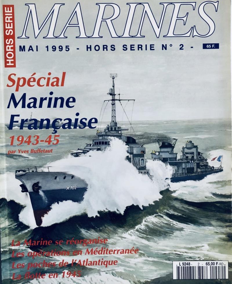 2 sous-marins FNFL le CURIE et la MORSE au 1/400 ème base Mirage + scratch A_img_13
