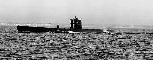 2 sous-marins ex U-Boot type IX: Le BLAISON et le BOUAN Blaiso10