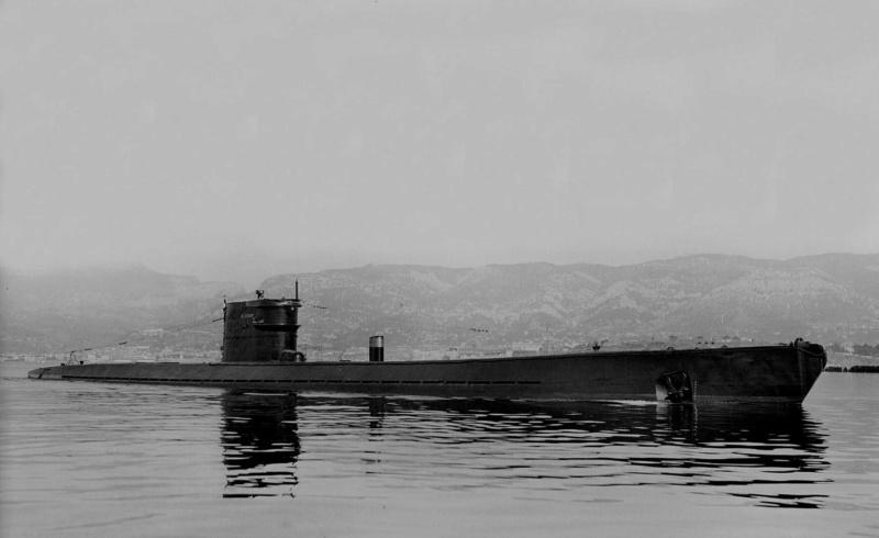 2 sous-marins ex U-Boot type IX: Le BLAISON et le BOUAN Blaiso11