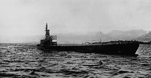 2 sous-marins ex U-Boot type IX: Le BLAISON et le BOUAN Bouan310
