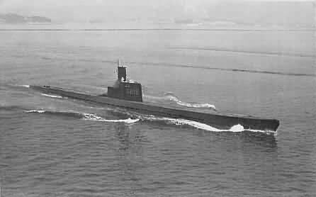 2 sous-marins ex U-Boot type IX: Le BLAISON et le BOUAN Bouan810