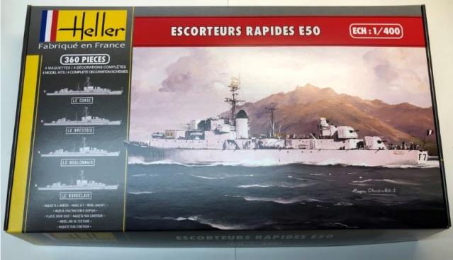 Escorteurs Rapides E50 1/400ème réf 81093 Bozyte10
