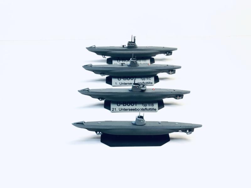 [HELLER - MIRAGE] Chantier naval / Flottille U-BOOT Réf 195, 81002, 81091 & 400203, 40411 Img_1003