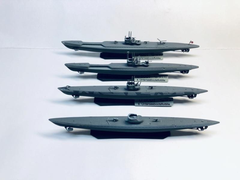 [HELLER - MIRAGE] Chantier naval / Flottille U-BOOT Réf 195, 81002, 81091 & 400203, 40411 Img_1004
