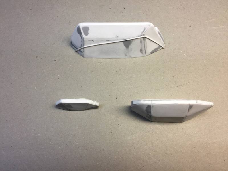 CLEMENCEAU 1987 Mission Prométhée 1/400 Heller + L'Arsenal + Scratch Img_1940