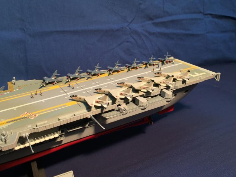 Porte-avions CLEMENCEAU 1987 mission Prométhée Img_8811
