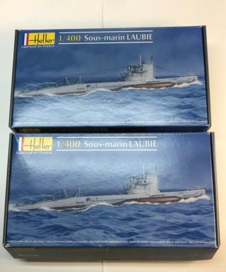 [HELLER - MIRAGE] Chantier naval / Flottille U-BOOT Réf 195, 81002, 81091 & 400203, 40411 Img_9610