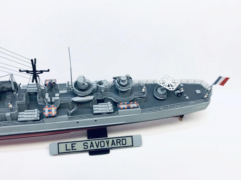 """Escorteur Rapide """"Le Savoyard"""" base HELLER + scratch + PE L'arsenal. Img_e100"""