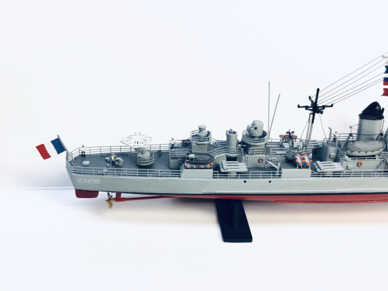 """Escorteur Rapide """"Le Savoyard"""" base HELLER + scratch + PE L'arsenal. Img_e101"""