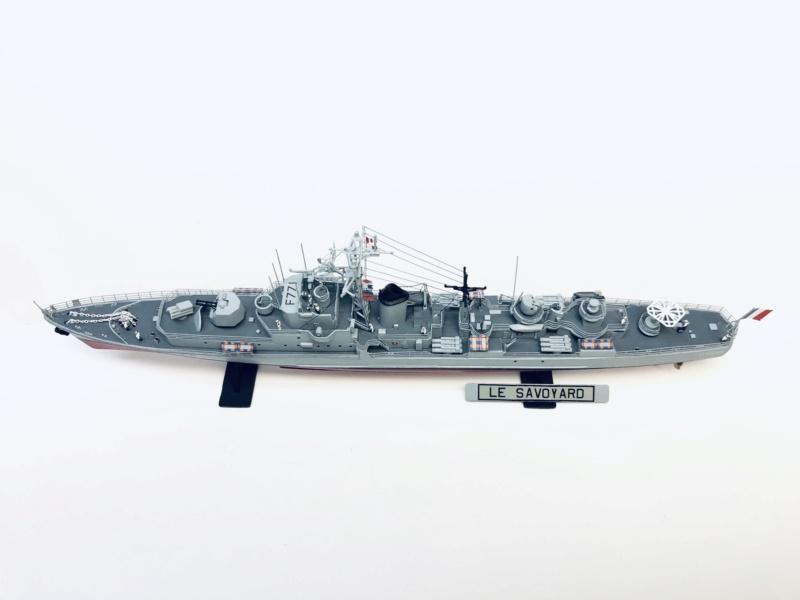 """Escorteur Rapide """"Le Savoyard"""" base HELLER + scratch + PE L'arsenal. Img_e106"""