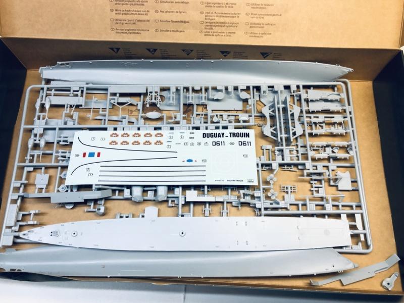 Frégate D609 ACONIT 1/400ème base HELLER + scratch Img_e191