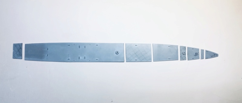 Frégate D609 ACONIT 1/400ème base HELLER + scratch Img_e193