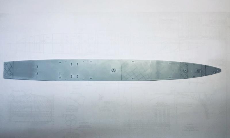 Frégate D609 ACONIT 1/400ème base HELLER + scratch Img_e194