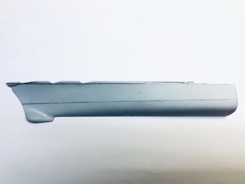 Frégate D609 ACONIT 1/400ème base HELLER + scratch Img_e199