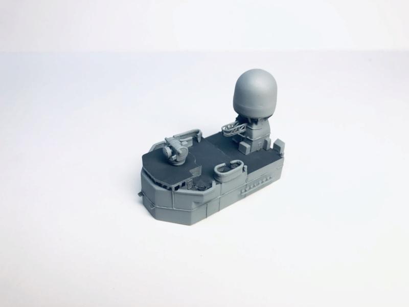 Frégate D609 ACONIT 1/400ème base HELLER + scratch - Page 2 Img_e228