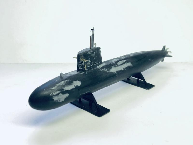 Sous-marin SNA Casabianca 1/400 ème Img_e353
