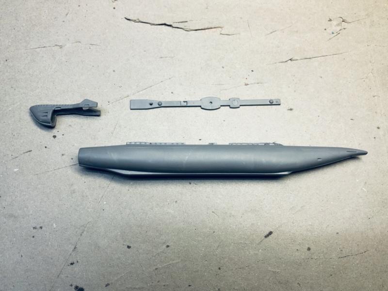 2 sous-marins FNFL le CURIE et la MORSE au 1/400 ème base Mirage + scratch Img_e373