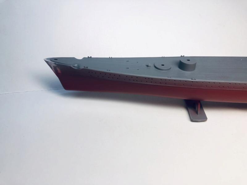 Croiseur lourd ADMIRAL HIPPER  boîte jaune Réf 1033 Img_e489